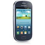 Samsung Galaxy Fame Lite (noir)