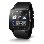 Sony Mobile Montre connectée SmartWatch 2 (bracelet silicone)