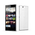 Sony Mobile Xperia Z Ultra (Blanc)