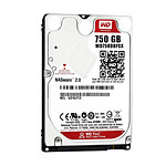 "Western Digital (WD) Red 2,5"" - S-ATA III - 750 Go"