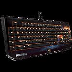 Razer BlackWidow Ultimate Battlefield 4 - Cherry MX Blue