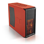 Corsair Graphite 230T Fenêtre - Orange