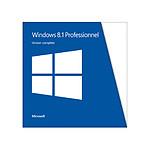 Microsoft Windows 8.1 Professionnel 32 bits (oem)