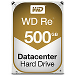 Western Digital (WD) RE - SATA III 6 Gb/s - 500 Go - 64 Mo