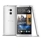HTC One Max (argent)