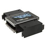 "BitFenix Adaptateur 5,25"" / 2 x 2,5"" - Noir"