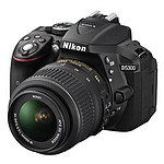 Nikon D5300 + AF-S DX 18-55mm VR