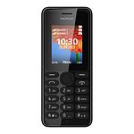 Nokia 108 - double SIM (noir)