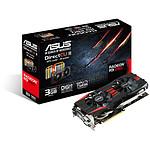 Asus Radeon R9 280 DC2 - 3 Go