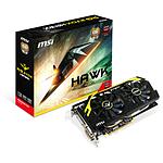 MSI Radeon R9 270X Hawk - 2 Go