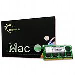 G.Skill FA-1600C11S-4GSQ - SO-DIMM DDR3 4 Go PC12800
