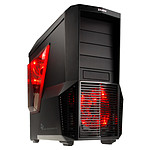 Zalman Z11 PLUS HF1 (LED rouge)
