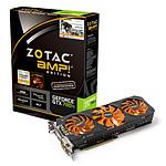 Zotac GeForce GTX 780 Ti AMP Edition - 3 Go