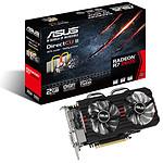 Asus Radeon R7 260X - 2 Go
