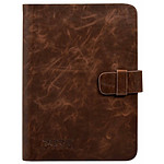 "Port Etui/Support universel - Manille 10,1"" (Marron)"