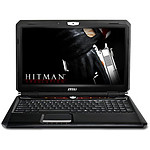 MSI GX60 3BE-261XFR - Hitman Edition 2 - Sans OS