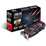 Asus Radeon R9 270X DC2 - 2 Go