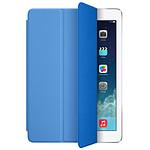 Apple Etui iPad Air Smart Cover Bleu