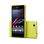 Sony Mobile Xperia Z1 compact (jaune)
