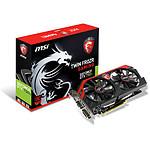 MSI GeForce GTX 750 Ti Gaming OC - 2 Go