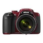 Nikon Coolpix P600 Rouge