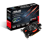 Asus Radeon R7 250X - 1 Go (DDR5)