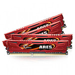 G.Skill Kit Extreme3 4 x 8 Go 2133 MHz ARES CAS 11 RED