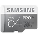 Samsung Pro microSDXC 64Go UHS-1 (90Mo/s)