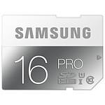 Samsung SDHC 16Go Pro UHS-1 (Classe 10)