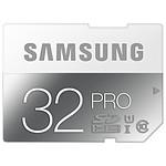Samsung SDHC 32Go Pro UHS-1 (Classe 10)