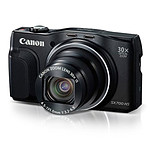 Canon PowerShot SX700 HS Noir