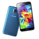 Samsung Galaxy S5 (bleu)