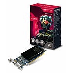 Sapphire Radeon R7 250 Low Profile - 1 Go (DDR5)