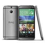 HTC One M8 (gris acier)