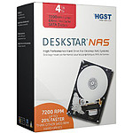 HGST Deskstar NAS - 4 To