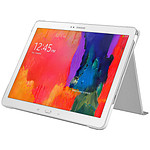 "Samsung Etui Book Cover Galaxy Tab Pro/Note Pro 12""(Blanc)"