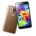Samsung Galaxy S5 (or)