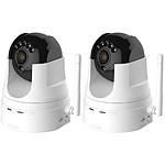 D-Link DCS-5222L-TWIN - Pack 2 caméras IP DCS-5222L