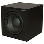Bowers and Wilkins Subwoofer ASW610 Noir