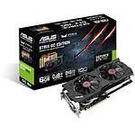 Asus GeForce GTX 780 STRIX OC - 6 Go