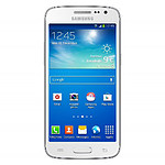 Samsung Galaxy Core 4G LTE (blanc)