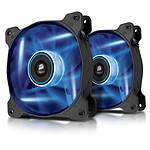 Corsair SP 140 High Static Pressure LED Bleu - Dual pack