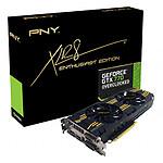 PNY GeForce GTX 770 OC - 2 Go  (KF770GTX2GEPB)