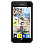 Nokia Lumia 530 (dark grey) - Double SIM
