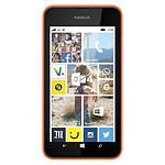 Nokia Lumia 530 (orange) - Double SIM