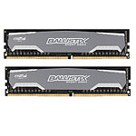 Crucial Ballistix Sport DDR4 2 x 4 Go 2400 MHz CAS 16