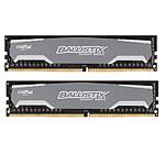 Crucial Ballistix Sport DDR4 2 x 8 Go 2400 MHz CAS 16