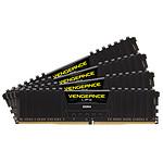 Corsair Vengeance LPX Black DDR4 4 x 4 Go 2800 MHz CAS 16