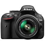 Nikon D5200 + AF-S DX 18-55mm VR II