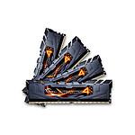 G.Skill Ripjaws 4 Black DDR4 4 x 8 Go 2400 MHz CAS 15